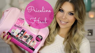 Priceline Haul The Gift of Beauty Goody Bag