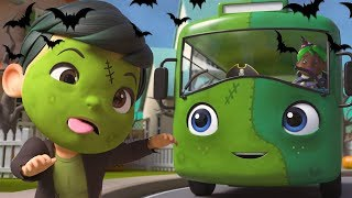 HALLOWEEN Wheels on the Bus Song! | Little Baby Bum: Nursery Rhymes & Kids Songs ♫ | ABCs and 123s