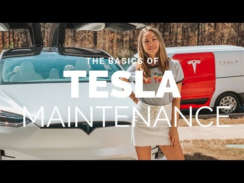 How Tesla's New Maintenance Plan Is Disrupting The Car Industry