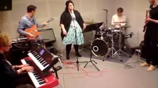 Gone Under - Snarky Puppy feat. Shayna Steele - Skurups Folkhögskola