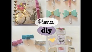 DOLLAR TREE Planner DIY: April Cover + Paperclips + Journaling Cards