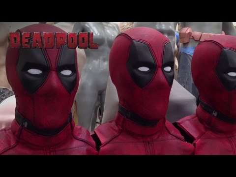 Deadpool - The Making of the Mask