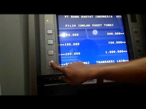Cara Menabung Uang Lewat ATM Langsung