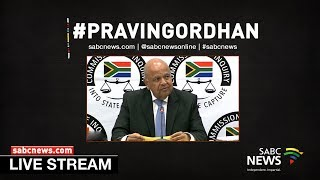 State Capture Inquiry - Pravin Gordhan , 21 November 2018