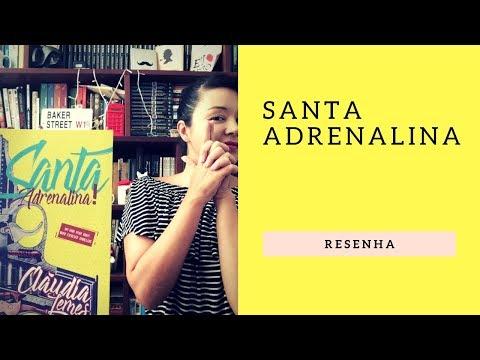 Santa Adrenalina!, um guia para escrever thrillers por Cláudia Lemes