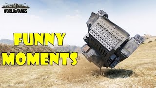 World of Tanks - Funny Moments | Week 3 December 2016