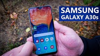 Смартфон Samsung Galaxy A30s 4/64GB Green (SM-A307FZGV) от компании Cthp - видео 3