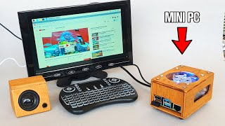 How To Build Mini Computer at Home