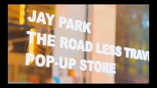 박재범 (Jay Park) - [The Road Less Traveled] 발매 기념 Private Listening Session & Popup Store Recap