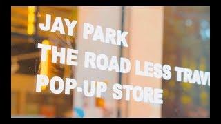 박재범 (Jay Park) - [The Road Less Traveled] 발매 기념 Private Listening Session & Popup Store Recap