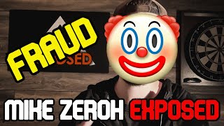 EXPOSING MIKE ZEROH - (The Biggest Fraud On YouTube)