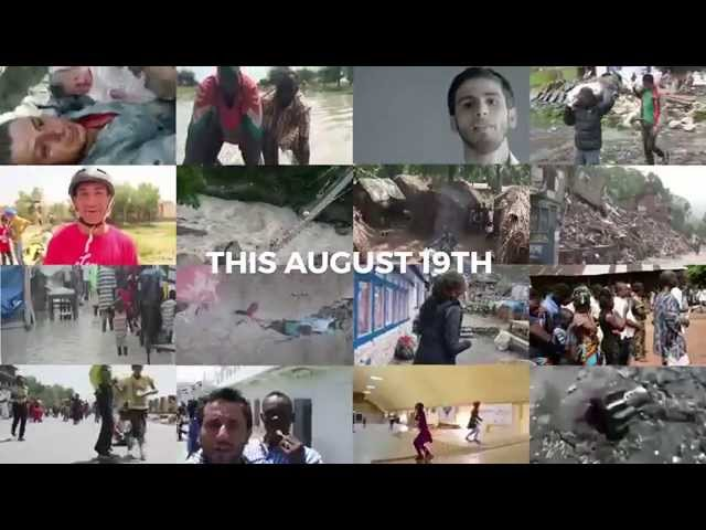 2015 World Humanitarian Day