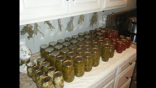 What Im Canning This Week - Canning 101 - Tips And Tricks!