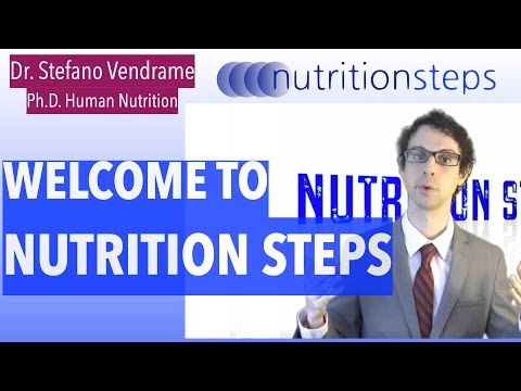 Welcome to Nutrition Steps!