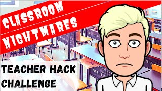 Teacher Hack Challenge with Amy Louise