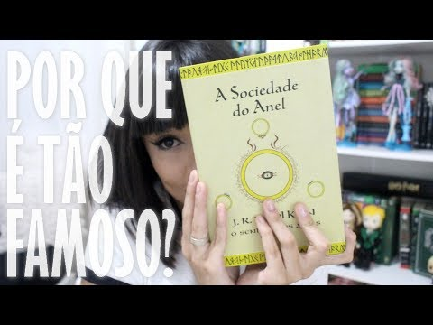 Livro Senhor Dos Aneis A Sociedade Do Anel Pdf