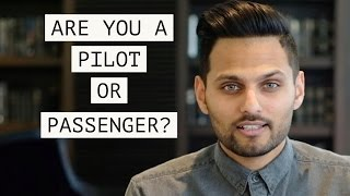 """Are You a Pilot or Passenger?"" Revathi Kaduru. Motivation with Jay Shetty"