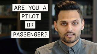 """Are You a Pilot or Passenger?"" Revathi Kaduru. Motivation with Jay Shetty"