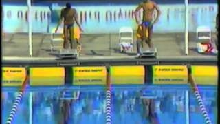 1984 Olympic Games - Men's 100 Meter Butterfly