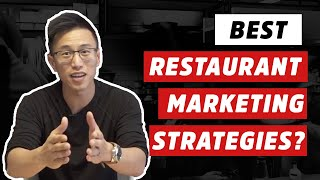 Top 10 Restaurant Marketing Strategies That WORK in 2020 & Beyond