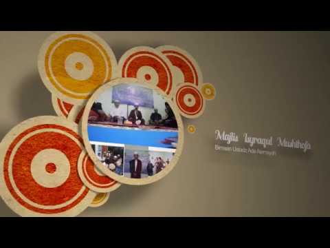 Video Ta'lim Undangan di Kediaman Sohibul Tino Achmad