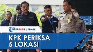 KPK Geledah 5 Lokasi di Kepualauan Riau Terkait Kasus Suap Gubernur Kepri, Nurdin Basirun