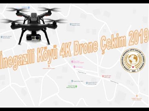 İnegazili 4K Drone Çekimi