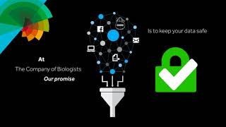 GDPR - The Company of Biologists