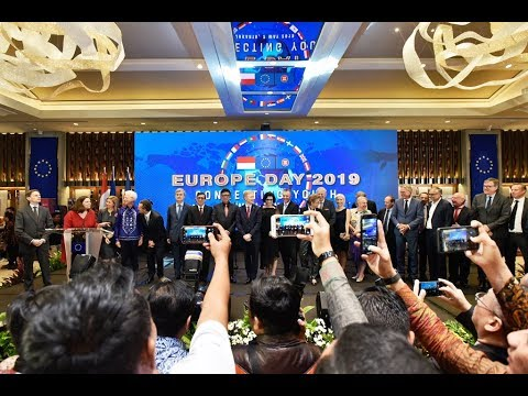 Celebrating Europe Day 2019 in Jakarta