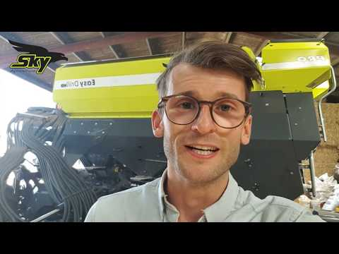 Sky Agriculture EasyDrill Walk Around