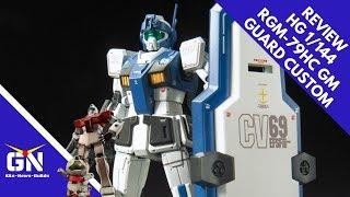 Late Night Gunpla Show: Review HG 1/144 Guard Custom