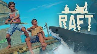 Трейлер игры Raft