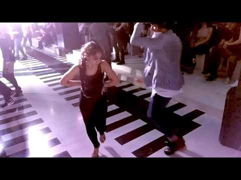 ANGELO J RITO y FEDERICA MARCHINI | La Cura - Frankie Ruiz (audio ON⬇)