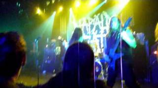 Immolation - World Agony @ Forum Vauréal
