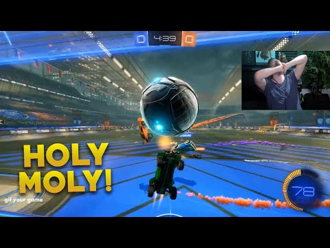 Top LEGENDARY Rocket League Plays #8 | ROCKET LEAGUE BEST GOALS & SAVES MONTAGE!