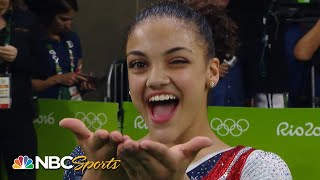 Every Laurie Hernandez medal-winning performance from Rio 2016 | NBC Sports