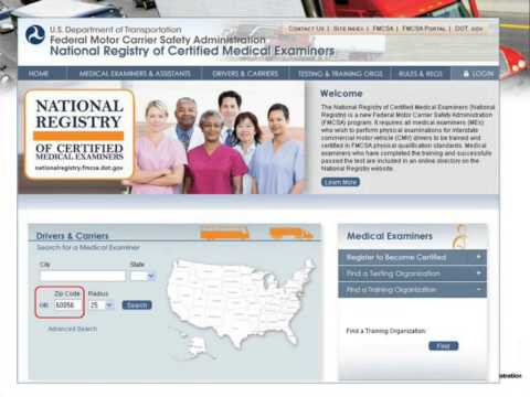 The New National Registry of Certified Medical Examiners: What ...