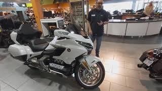 Pre-Owned Bike Of the Week: 2018 Honda Goldwing GL 1800 for $22,999