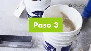 Cómo preparar masilla secado rápido en 3 pasos