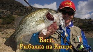 Рыбалка на кипре с берега спиннингом
