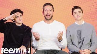 The Shazam! Cast Tests Their Superhero Movie Knowledge | Teen Vogue
