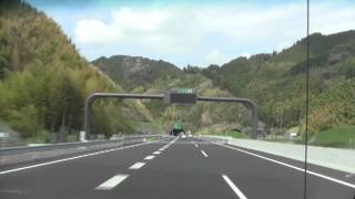 A short drive on Japan's newest highway - NEXCO
