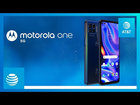 motorola one 5G | AT&T-youtubevideotext