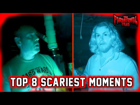 The Paranormal Files' 8 Scariest Moments Ever