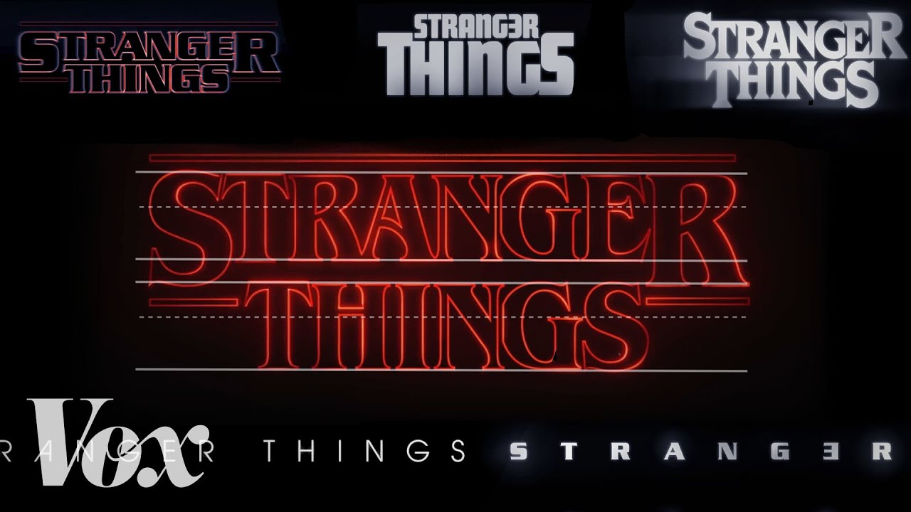 How Stranger Things got its retro title sequence thumbnail