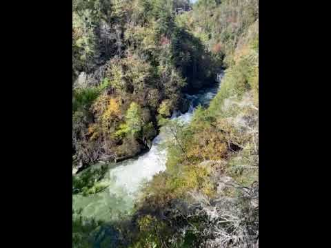 Video Of Tallulah Gorge, GA