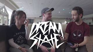 Exclusive interview with CJ and Rhys of Dream State (Ore B \m/, Louder)