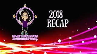 2018 RECAP-PAX South, VidCon US, Birthday Fun and DIY's