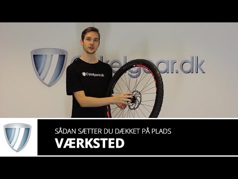Schwalbe Easy Fit til dæk montering video