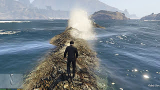 GTA 5 tập 4 - Khám phá vùng biển của cá mập đầu búa
